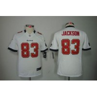 Nike Buccaneers #83 Vincent Jackson White Youth Stitched NFL Limited Jersey