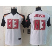 Nike Buccaneers #83 Vincent Jackson White Youth Stitched NFL New Limited Jersey