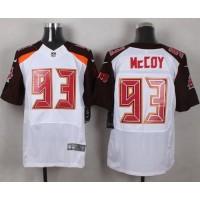 Nike Buccaneers #93 Gerald McCoy White Men's Stitched NFL New Elite Jersey