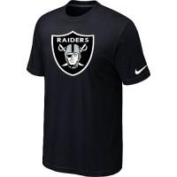 Nike Oakland Raiders Sideline Legend Authentic Logo Dri-FIT NFL T-Shirt Black